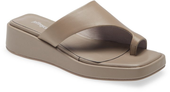 Slide-In Sandal