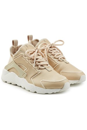 Air Hurarache Sneakers with Leather Gr. US 5.5