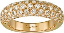 CRB4192300 - Etincelle de Cartier ring - Yellow gold, diamonds - Cartier