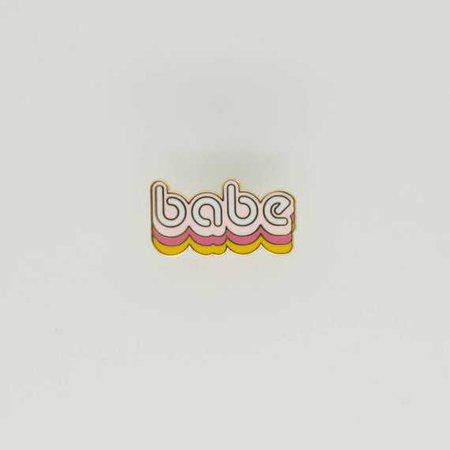 Babe Pins