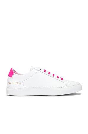 Retro Low Fluo Sneaker