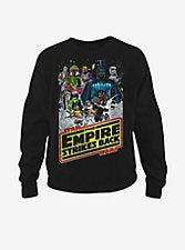 Star Wars Ewok Protect Our Forests Sweatshirt