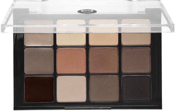 Viseart - Eyeshadow & Eyebrow Palette