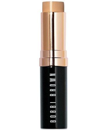 Foundation Bobbi Brown Skin Stick, 0.31 oz & Reviews - Foundation - Beauty - Macy's