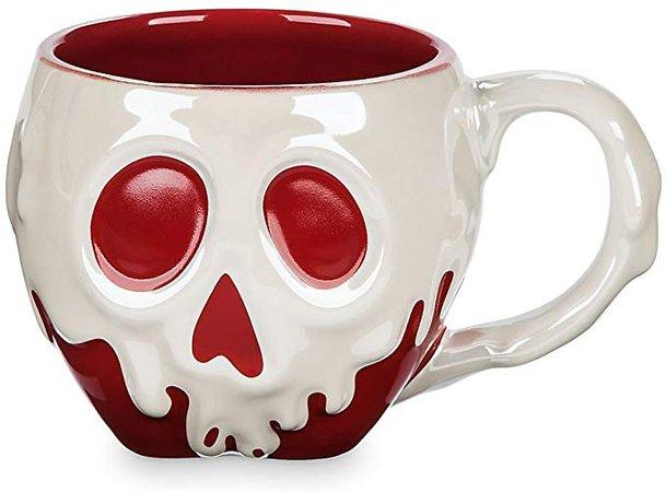 Disney Poisoned Apple Sculptured Mug Snow White and the Seven Dwarfs: Amazon.ca: Home & Kitchen