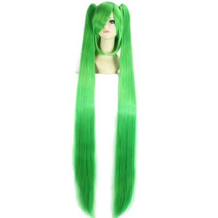 Citrus Squad: Lime Cookie Hair #1