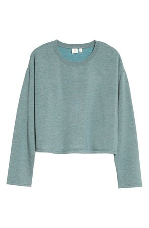 BP. All Weekend Crop Sweatshirt | Nordstrom
