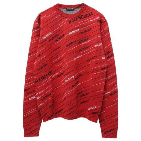 BALENCIAGA T1524/TOP / 6167 : RED-BLACK