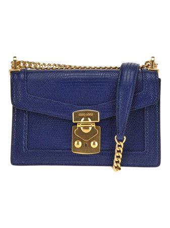 Miu Miu Miu Miu Confidential Crossbody Bag