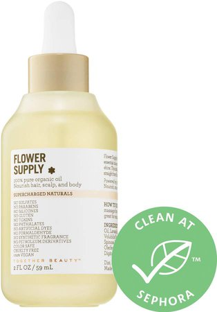Together Beauty - Flower Supply Hair Oil