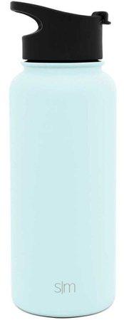 simply modern water bottle