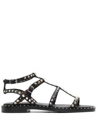 ASH stud-embellished sandals black MAEVA - Farfetch