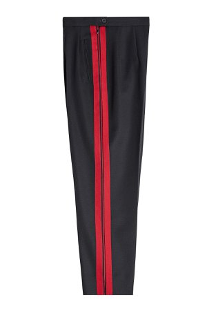 Cropped Pants in Wool and Mohair Gr. IT 38