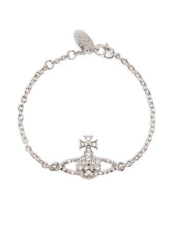 Vivienne Westwood Mayfair Bas Relief Bracelet - Farfetch