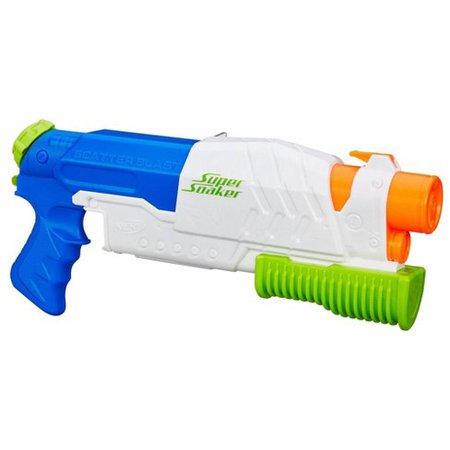 NERF Super Soaker Scatter Blast Blaster : Target