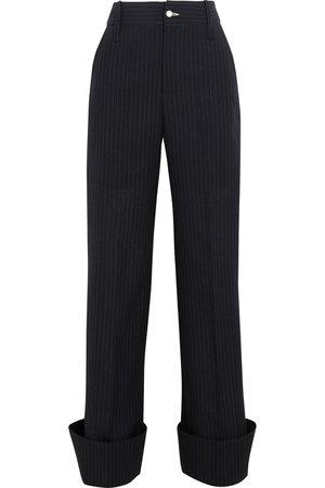 Jacquemus | Pinstriped wool wide-leg pants | NET-A-PORTER.COM