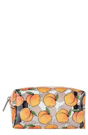 SkinnyDip Peachy Clear Makeup Bag | Nordstrom