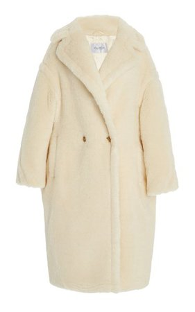 Oversized Alpaca-Blend Teddy Coat By Max Mara | Moda Operandi