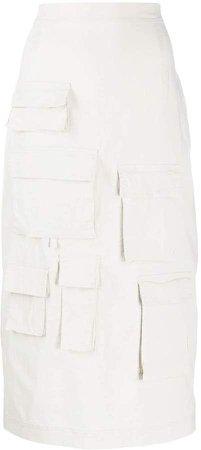 Rundholz Multi-Pocket Skirt