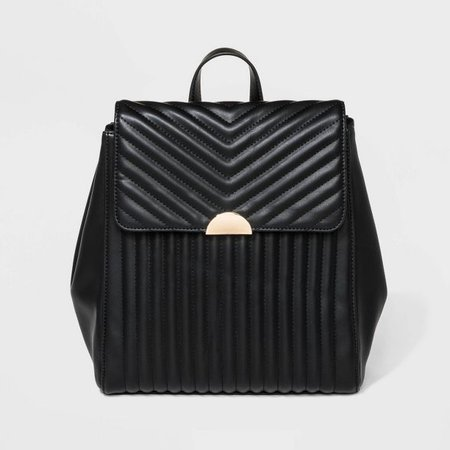 Quilted Backpack - A New Day™ : Target