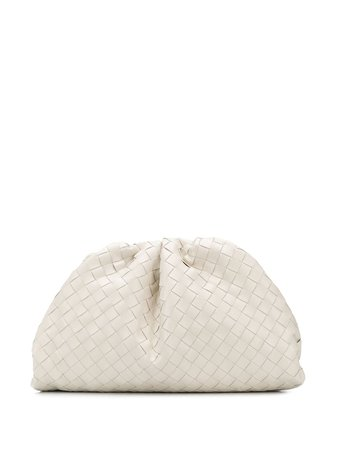 Bottega Veneta The Pouch Clutch - Farfetch