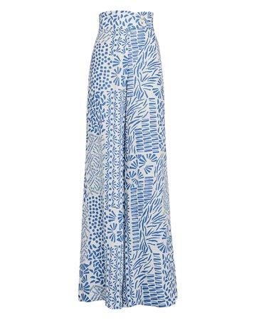 Alexis | Neassa High-Waist Trousers | INTERMIX®