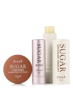 Fresh® Sugar Lip Balm Set ($44 Value) | Nordstrom