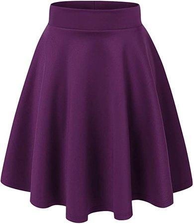 Womens Flirty Flare Skirt