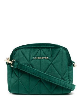Green Lancaster Actual quilted crossbody bag 51978 - Farfetch