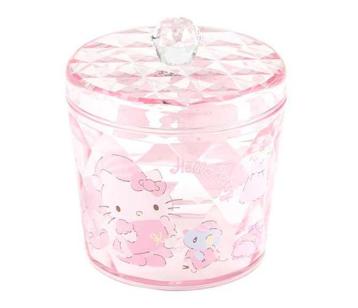Hello Kitty Canister: Pajamas | Sanrio