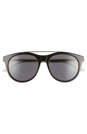 Gucci 54mm Aviator Sunglasses | Nordstrom