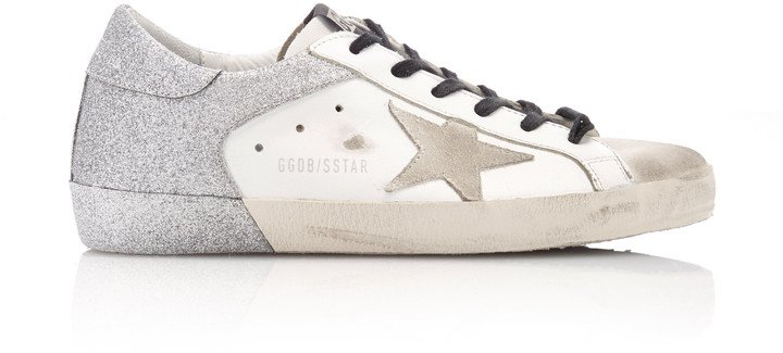 Superstar Low-Top Leather Sneakers