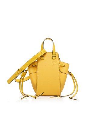 Hammock Mini Leather Shoulder Bag by Loewe | Moda Operandi