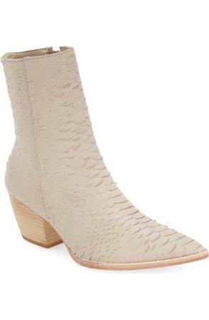 Matisse Caty Western Pointed Toe Bootie (Women) | Nordstrom