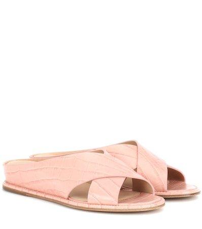 Ellington leather sandals