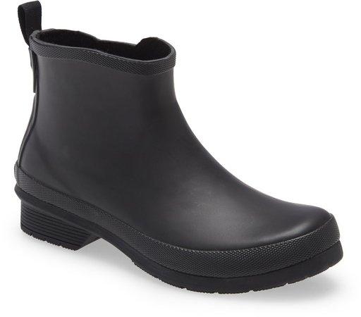 Waterproof Chelsea Rain Boot