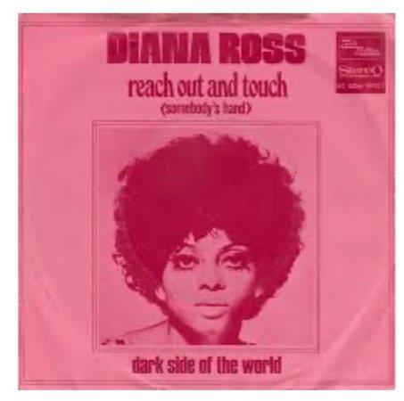 Diana Ross album cover