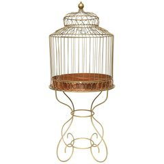 French early 19th Century Birdcage For Sale at 1stdibs