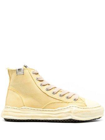 Maison Mihara Yasuhiro Peterson Original Sole high-top sneakers - FARFETCH