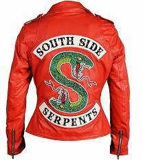 south side red jacket - Google Search