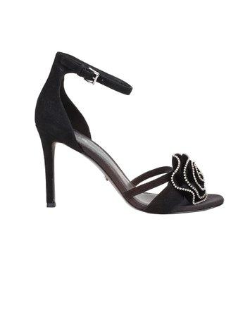 Michael Michael Kors suede sandal