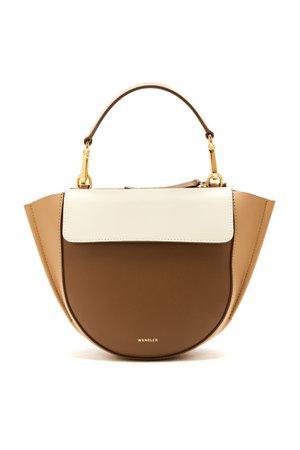 Светло-коричневая сумка Wandler – купить в интернет-магазине в Москве