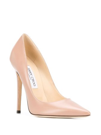Jimmy Choo Anouk 130mm Pumps - Farfetch