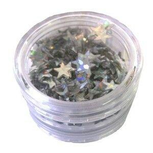 Silver glitter polyvore moodboard filler