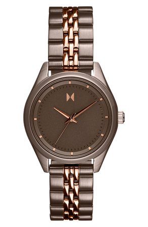 MVMT Rise Mini Bracelet Watch, 30mm | Nordstrom