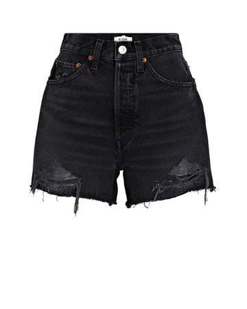 RE/DONE 50s Cutoff Denim Shorts   INTERMIX®