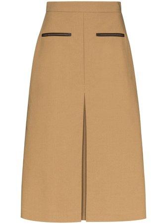 Rejina Pyo Hazel A-line Midi Skirt - Farfetch