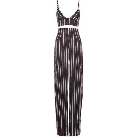Femme LA Esq Two Piece Pant Suit ($168)