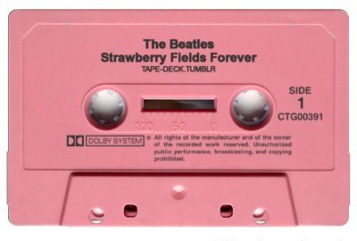 The Beatles Cassette tape
