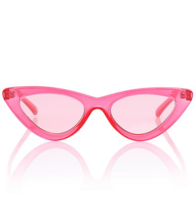 X Adam Selman The Last Lolita Cat-Eye Sunglasses - Le Specs